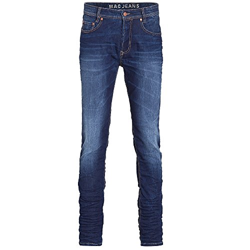 Jeans Dark H665 Used Blue Jog'n Mac Straight Uomo Blau authentic 74v5q