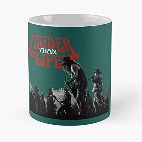 Louder Than Life Rolling Loud Highland Festival Grounds Kentucky - White -coffee Mug- Unique Birthday Gift-the Best Gift For Holidays- 11 Oz.