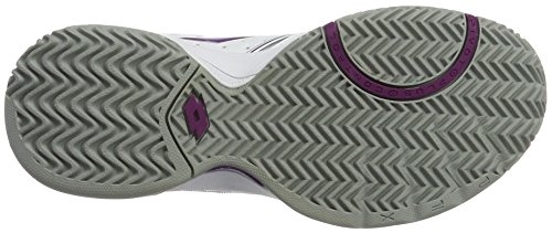 Lotto Blanco 600 Wht prp Ix para Spk Mujer T de W Tenis Tour Zapatillas rFSrvq