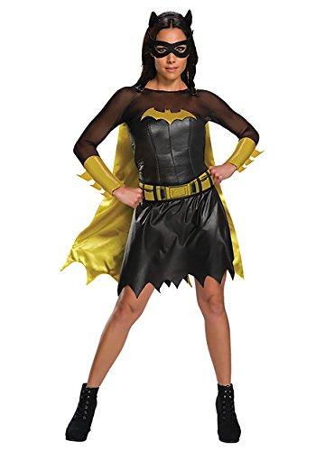 Batgirl Adult Deluxe Costumes (DC Deluxe Women's Batgirl Costume)