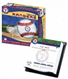Texas Rangers 2011 Box (Daily) Calendar