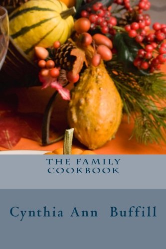 Read Online The Family Cookbook pdf