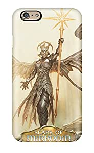 New Iphone 6 Case Cover Casing(the Angel Knight)