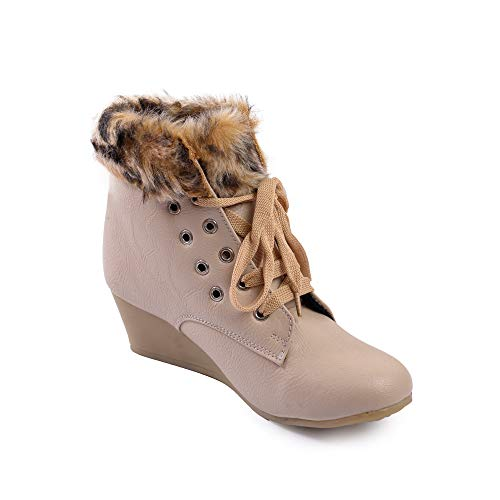 Sapatos Boots For Women, Ankle Boots, Fashionable And Beautiful Style Boots For Girls, Long Lasting Material, Ideal Gift…