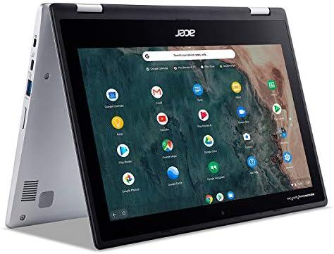 "Acer Chromebook Spin 311 Convertible Laptop, Intel Celeron N4020, 11.6"" HD Touch, 4GB LPDDR4, 32GB eMMC, Gigabit Wi-Fi 5, Bluetooth 5.0, Google Chrome, CP311-2H-C679 WeeklyReviewer"