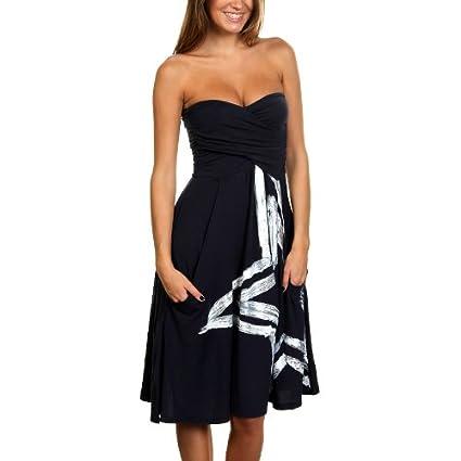 Amazon.com   Dallas Cowboys Women s Painted Star Tube Dress Navy X ... 30bfef9dd