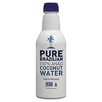 Pure Brazilian Raw Coconut Water