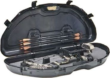 Plano Molding Protector PillarLock Compact Bow Case, 43.25x19x6.75in,Black,Pallet Pack (Plano Protector Bow Case)