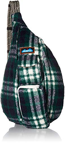 (KAVU Women's Plaid Rope Bag Outdoor Backpacks, One Size, Northwest)