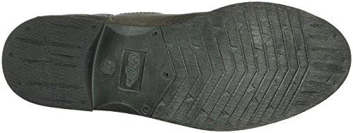 Cinza Slouch Singapura London 30492 Grey 01 Women's Boots ES Buffalo 7gP1Rqx