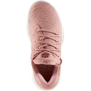 f0feed9a5188 Amazon.com  adidas Harden LS Shoe - Junior s Basketball Pink  Shoes