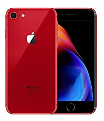 Image of the product Apple iPhone 8 256GB Red that is listed on the catalogue brand of APPLE.