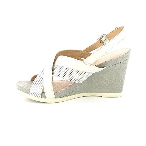 Blanco Alesya amp;scarpe Zeppe By Donna Scarpe qOqBpP