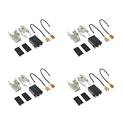 - Lifetime Appliance 330031 Top Burner Receptacle (4 Pack) for Whirlpool Range