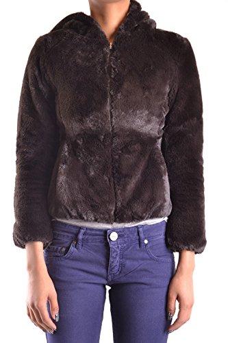 Save The Duck Femme MCBI269031O Marron Polyester Veste