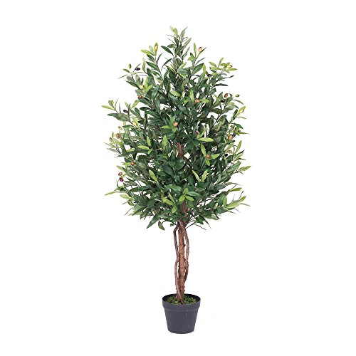 Vickerman T161350 Olive Tree in Pot, 50