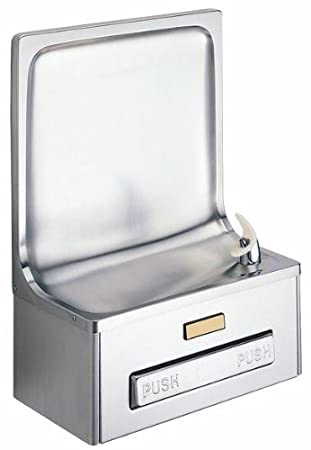 elkay edfp19c drinking water fountain stainless steel