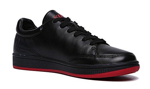 Black Soulsfeng Breathable Upper Shoes Non Sole Skate White Skateboarding Classics Flyknit Slip rxwnPrTHCq