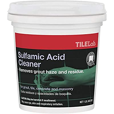 TLSAC1 TLSACRA1 Sulfamic Acid Cleaner, Red