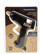 Tramontina 43755510, Pistola Elétrica de Cola, Bivolt, Potencia 10 12 W, Preto