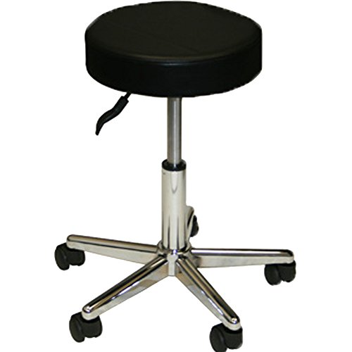 LCL Beauty Black Stool Dentist Doctor Medical Massage Tattoo Facial Spa Beauty Salon Equipment by LCL Beauty