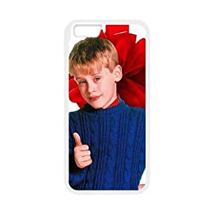Home Alone( iPhone 6 4.7 Inch Cell Phone Case White LJD