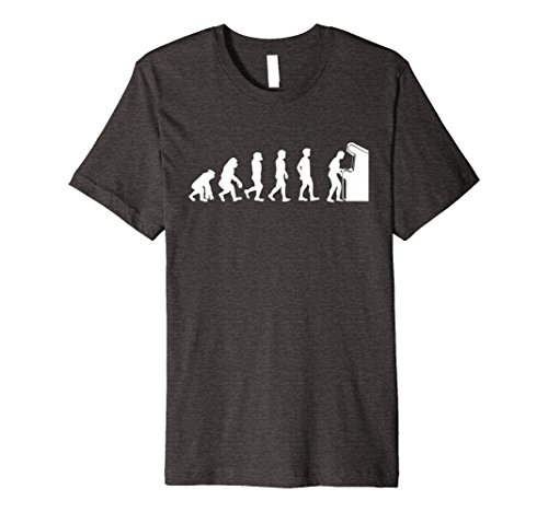 [Mens Video Game Lovers Gamers Party Gifts Premium Tee Shirt 3XL Dark Heather] (Home Made Video Game Costumes)