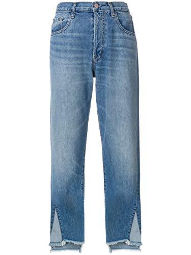 JBrand Femme JB001331J45710 Bleu Coton Jeans