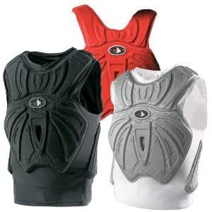 Martial Armor Sparring Vest, Silver, Youth / Adult S
