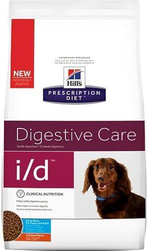 Hill S Prescription Diet I D Small Bites Canine 7 Lb 3.1 Kg Bag