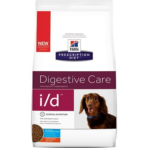 Hill's Prescription Diet I/D small Bites canine 7 lb (3.1 kg) Bag