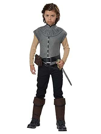 Boys John Smith Explorer Costume Medium