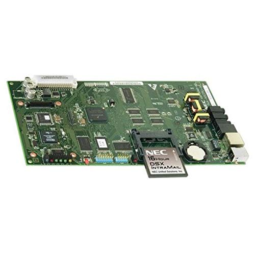 NEC DSX Systems NEC-1090010 DSX80/160 Central Processor Card (Certified Refurbished)