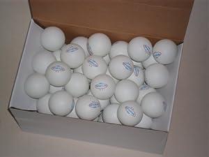 72 TT-Bälle Tischtennisbälle 40mm ** weiß (Versand aus D)