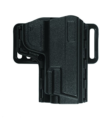 Uncle Mike's Tactical Reflex Open Top Gun Holster, 9 ()