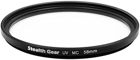 Stealth Gear SGUVMC58 58 mm UV-MC Filter