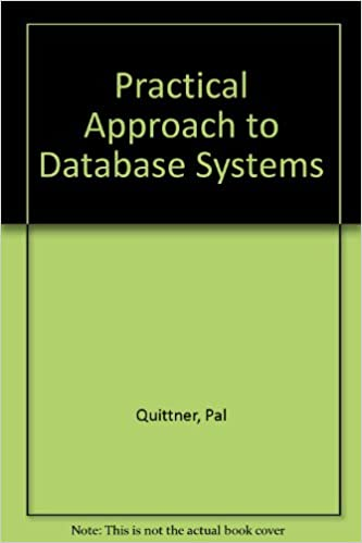 Amazon com: A Practical Approach to Database Systems