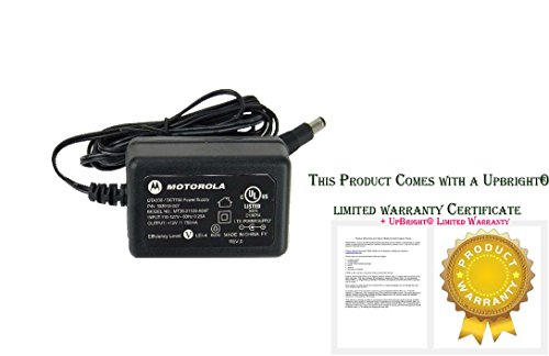 Motorola Dc Power Cable (Motorola DTA100/DCT700 Power Supply / AC Adapter (Model MT20-21120-A04F))