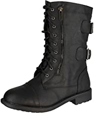 The Top 7 Best Fashion Combat Boot Reviews in 2017 – All Outdoors