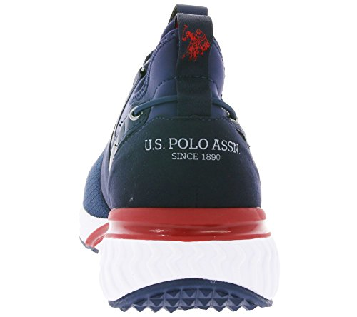 Bleu Polo États Hommes pour ASSN ASSN Sport U Sneaker POLO de Chaussures S Unis 4ZxwXBnOq