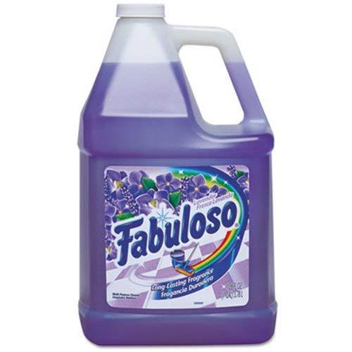 Fabuloso Lavender Multi Purpose Cleaner, 128 Fluid Ounce - 4 per case.