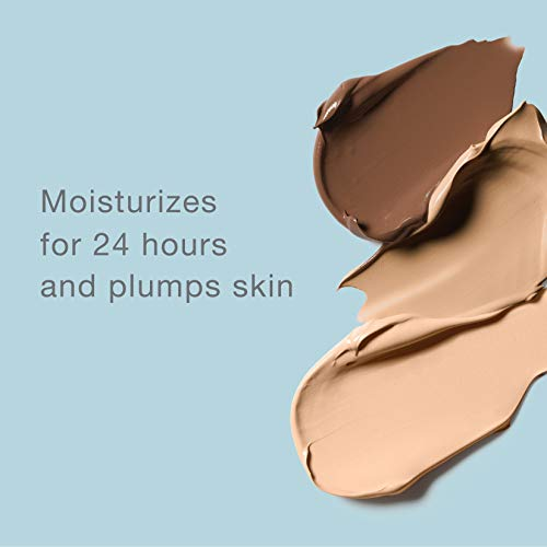 Neutrogena Hydro Boost Hydrating Tint with Hyaluronic Acid, Lightweight Water Gel Formula, Moisturizing, Oil-Free & Non-Comedogenic Liquid Foundation Makeup, 105 Caramel Color 1.0 fl. oz