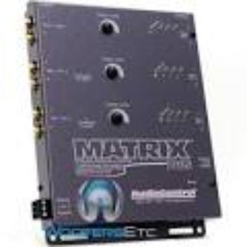 Audio Control MATRIXPLUSGRAY Six Channel Line Driver with Remote Level Control Input