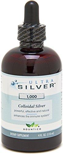 Ultra Silver Colloidal Silver 1,000 PPM - 4 Oz