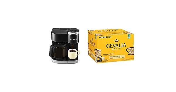 Amazon.com: Keurig K-Duo Cafetera con cápsulas de café ...