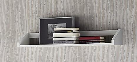 Venta-Muebles - Estantería pared morada mod. madrid: Amazon ...