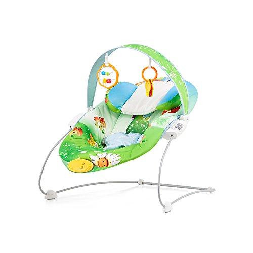 Chipolino CHIPSHEO01401MU Musik Babywippe - Oasis, mushroom