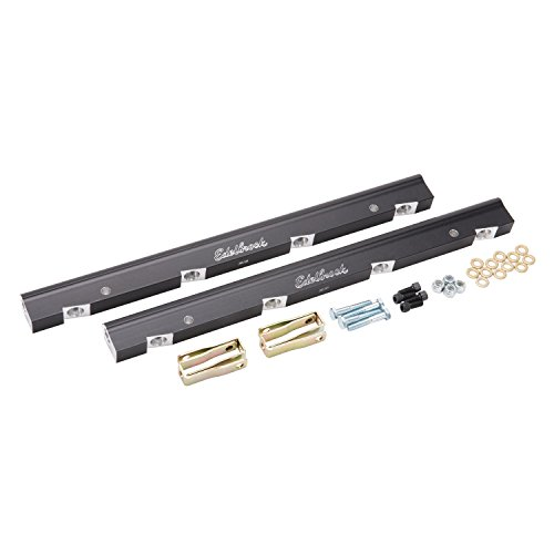 Edelbrock 3638 FUEL RAIL KIT ()