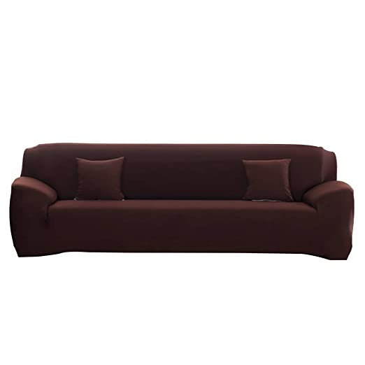 PengXiang - Funda elástica para sofá o sillón con Parte Inferior elástica, Espuma Antideslizante, Protector de sofá de 1 Pieza, Tela de Licra de ...