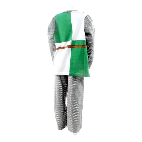 [Knight of Wales Playsuit/PJs (age 3-4 years) by Play n Wear] (Fantastic 4 Costume Uk)